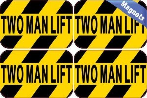 Two Man Lift Magnet